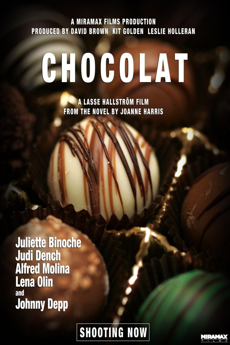шоколад япония фильм