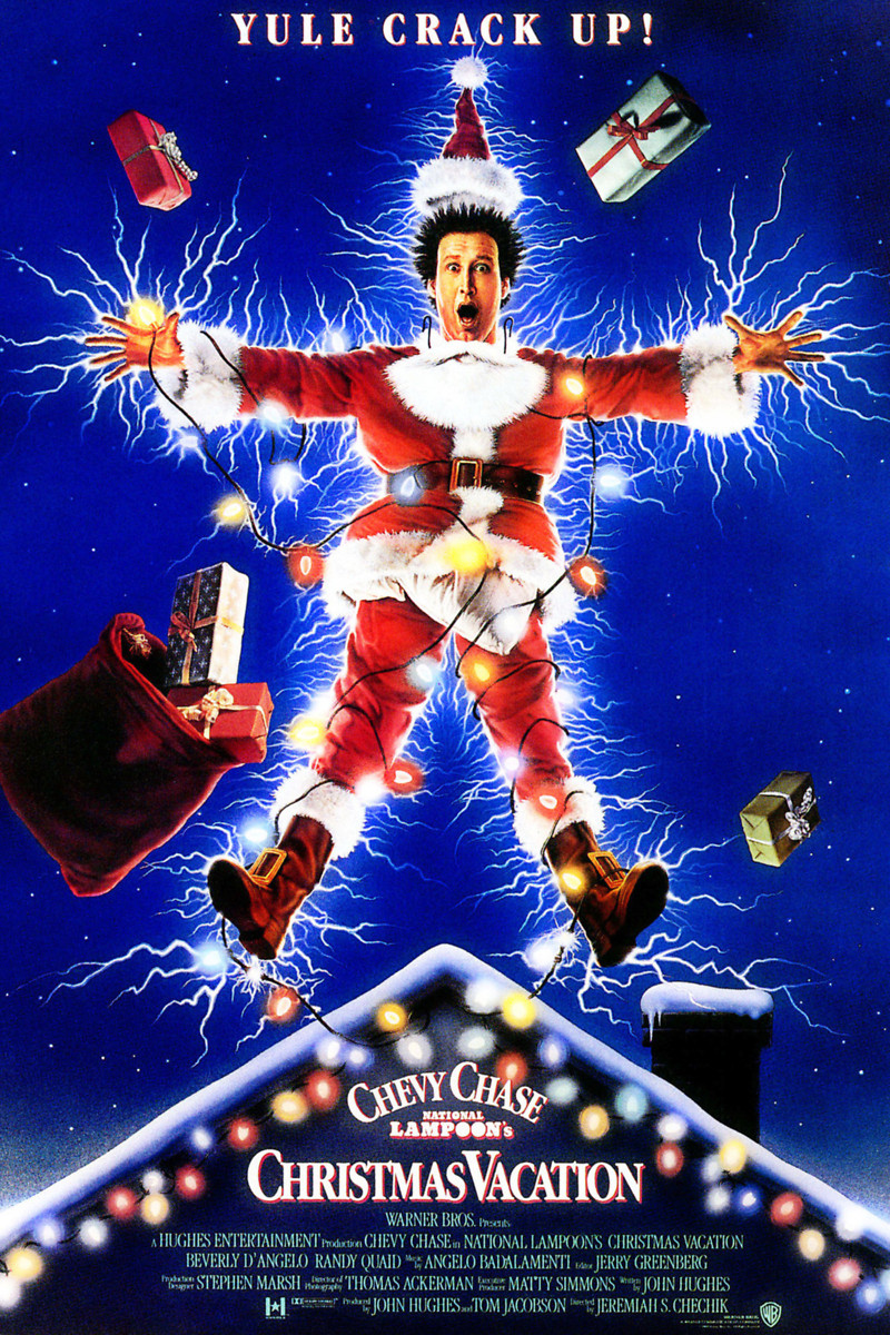 National Lampoon's Christmas Vacation -- expectations and hopes