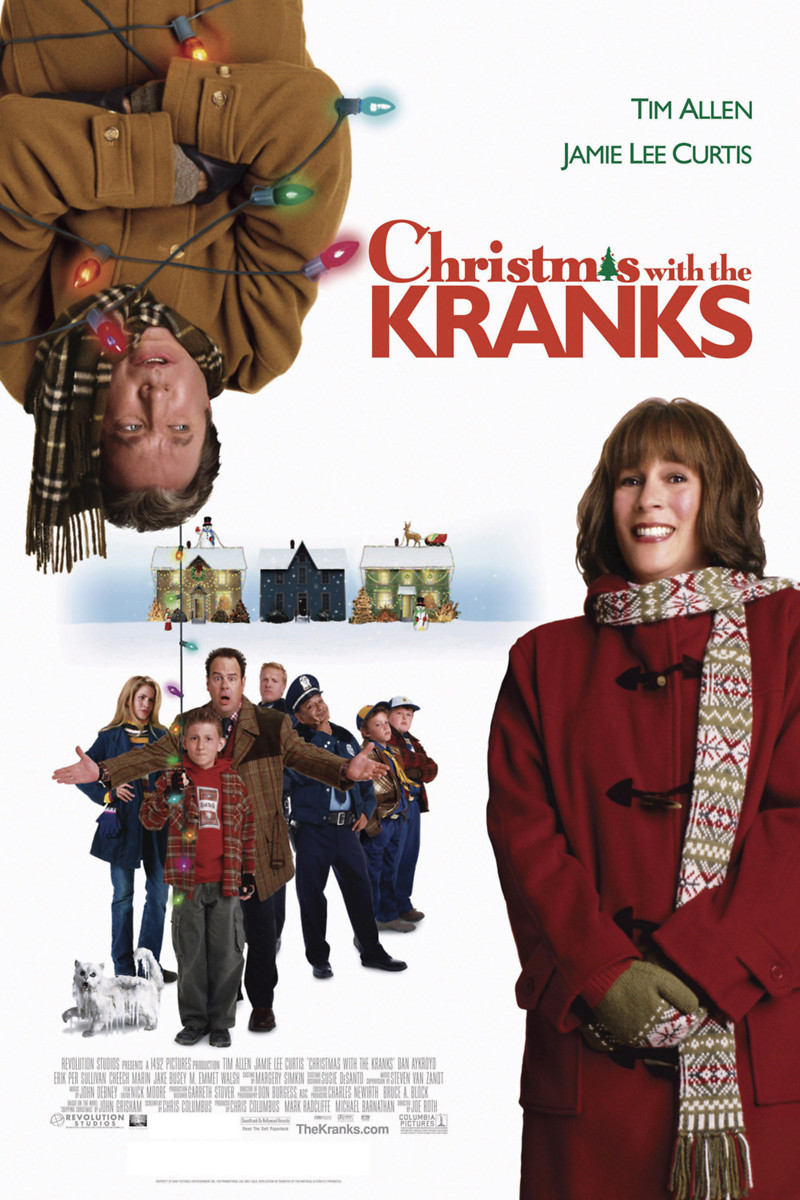 Christmas with the Kranks DVD Release Date November 8, 2005