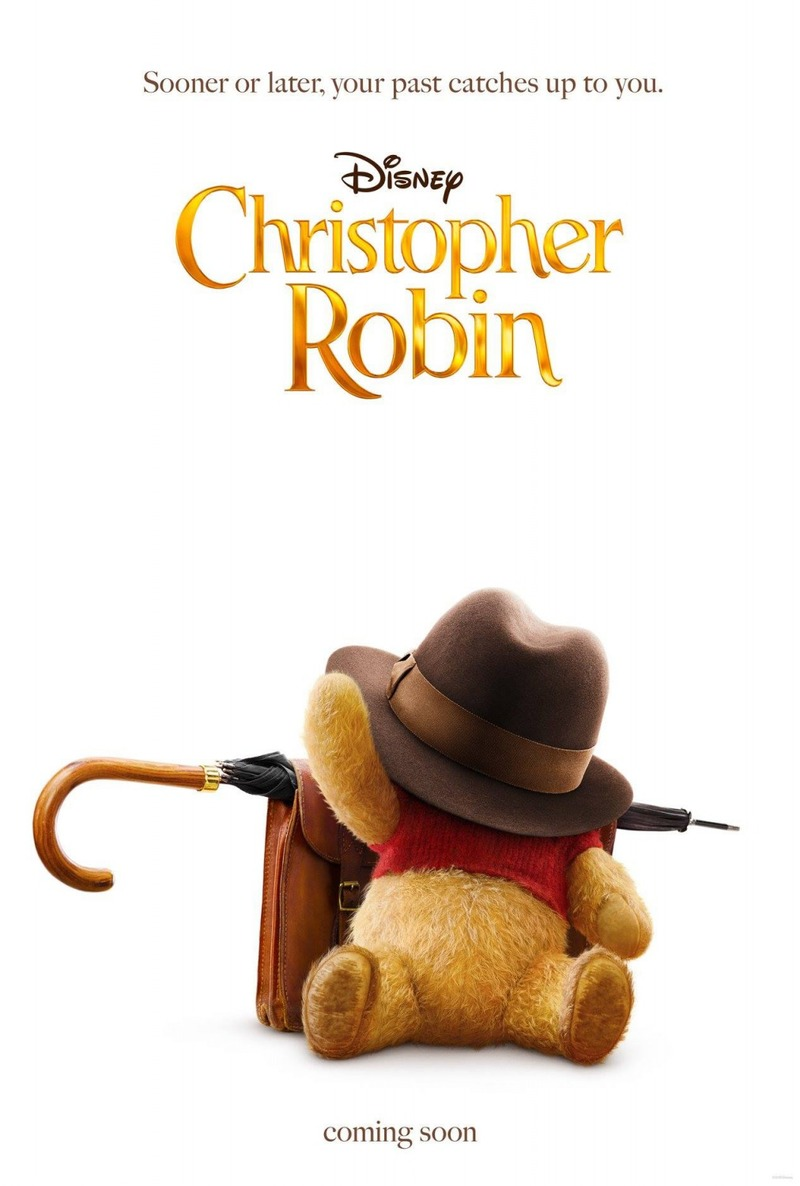 6 July 2018 Released Movie: Christopher Robin DVD Release Date November 6, 2018