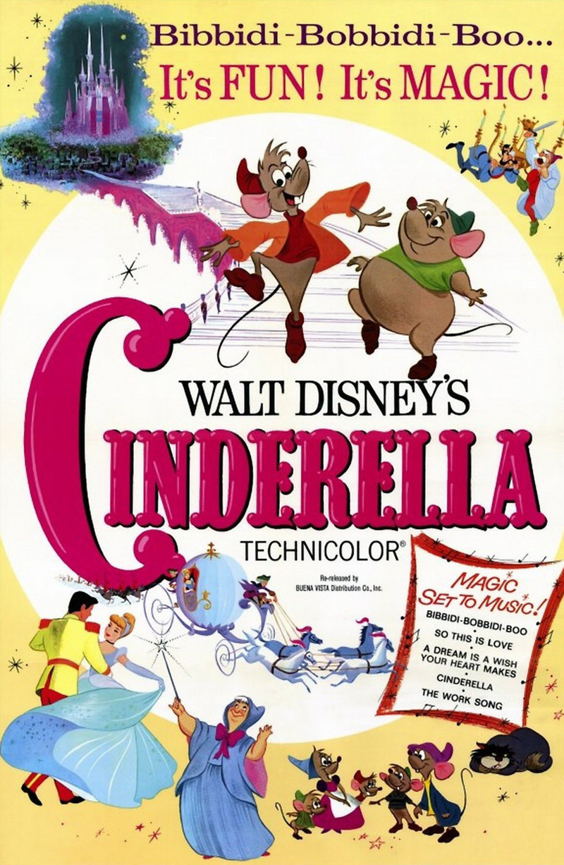 Cinderella 2015 movie Release date set on March 13, 2015; Story to ...