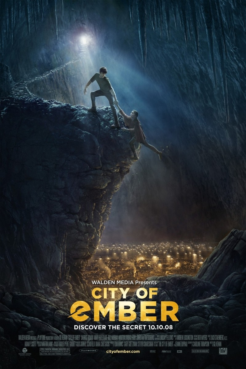 City of Ember DVD Release Date January 20, 2009