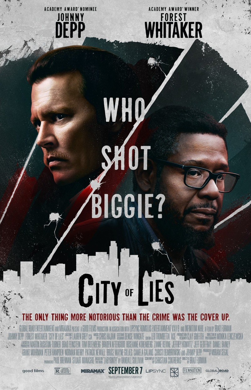 City Of Lies Dvd Release Date