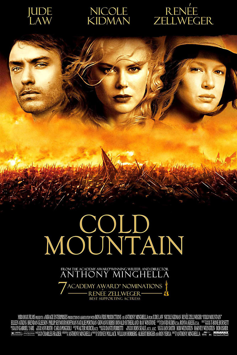 Cold Mountain DVD Release Date