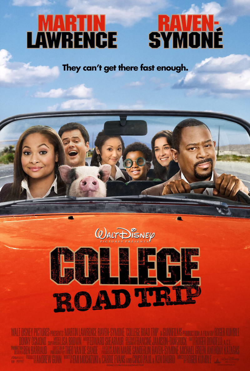 college road trip dvd release date july 15 2008