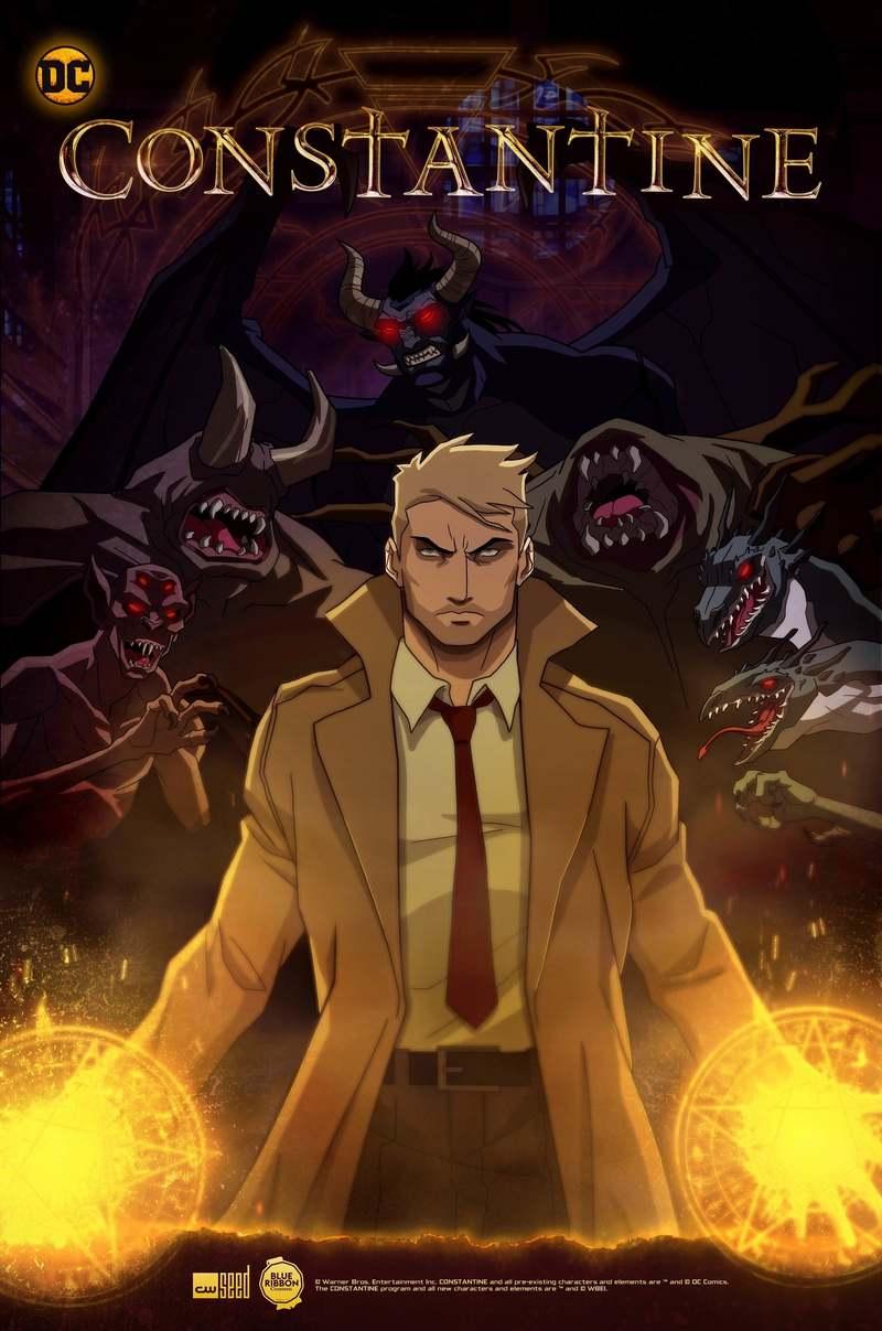 Constantin City Of Demons