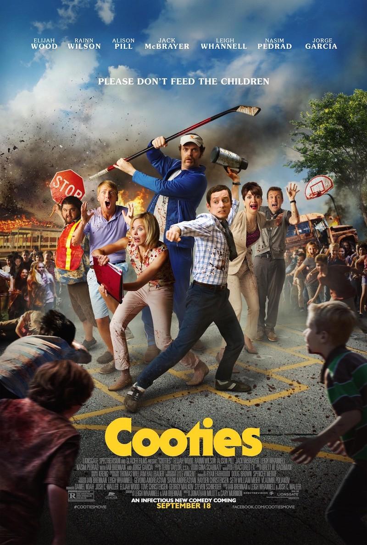 Cooties release date in Brisbane