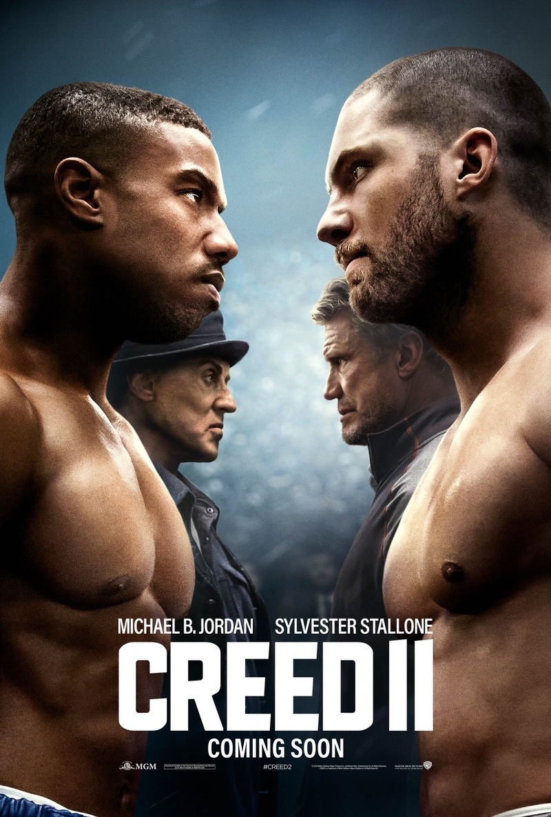 Creed Ii Dvd Release Date March 5 2019