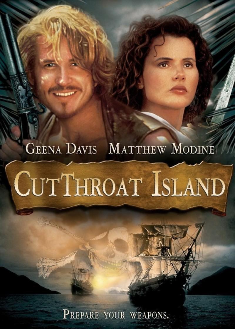Cutthroat Island    Movies
