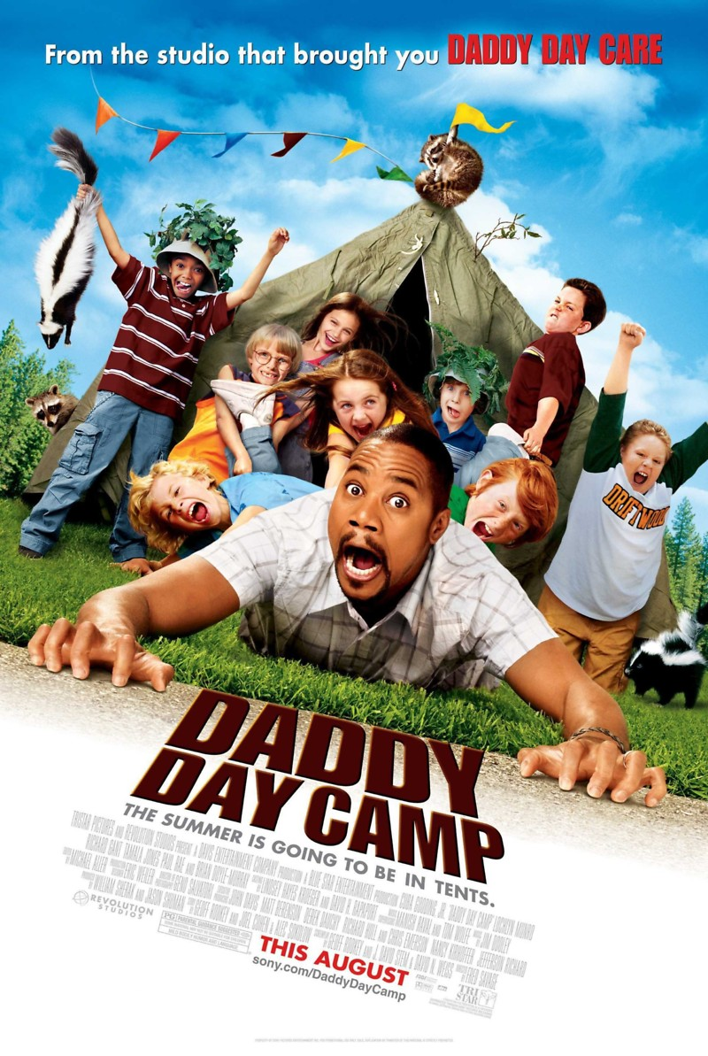 daddy day camp dvd release date january 29 2008