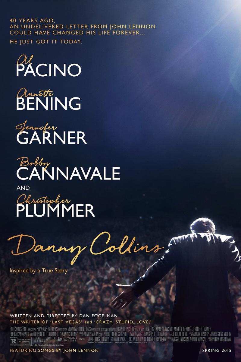 დენი ქოლინსი (ქართულად) - Danny Collins / Второй шанс (2015)