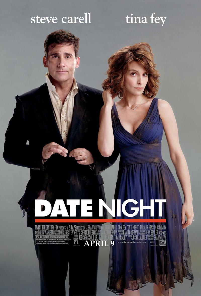 Date Night DVD Release Date August 10, 2010
