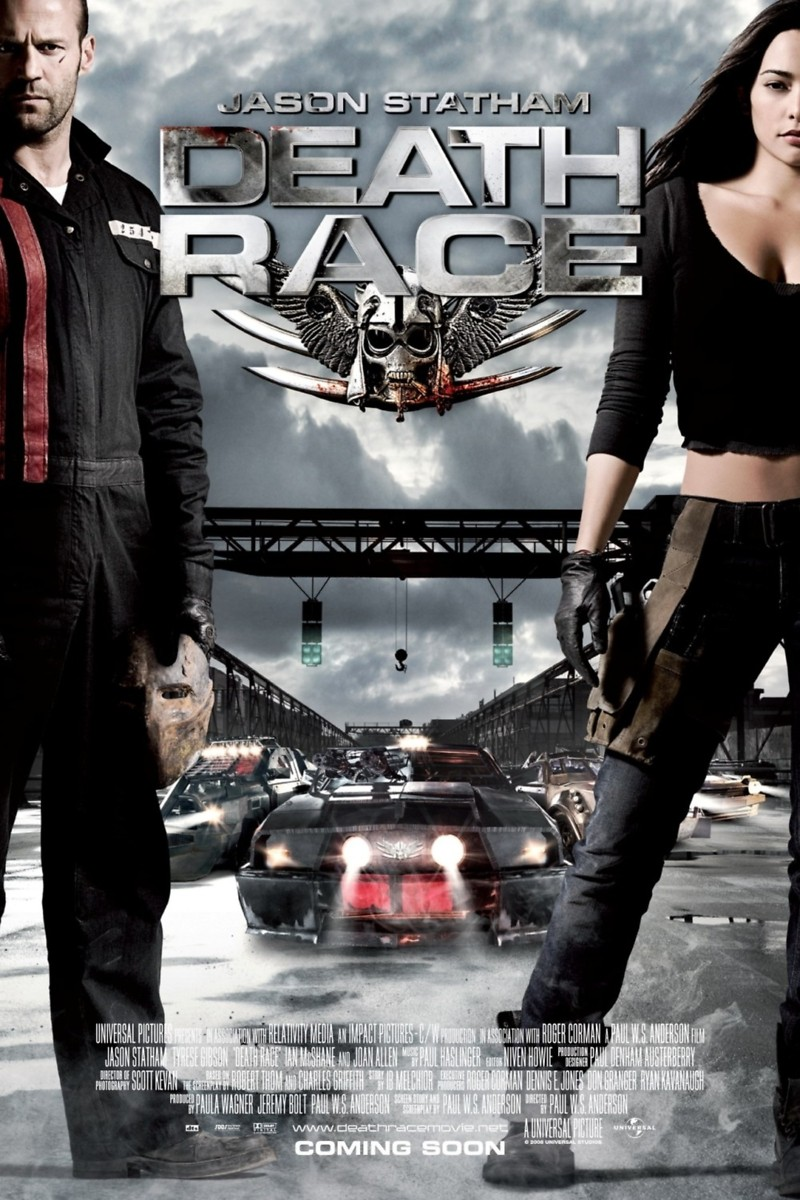 Death race 4 release date in Melbourne
