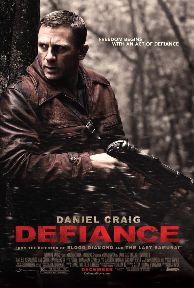 defiance dvd release date june 2 2009