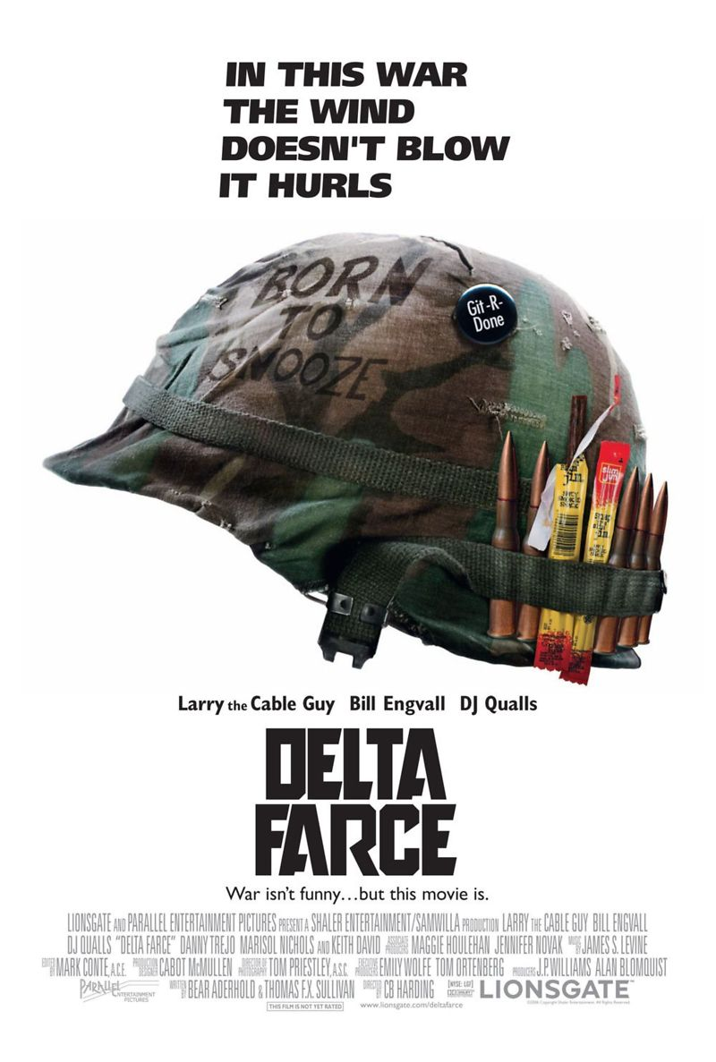 Delta farce dvd release date september 4 2007 for Best farcical movies