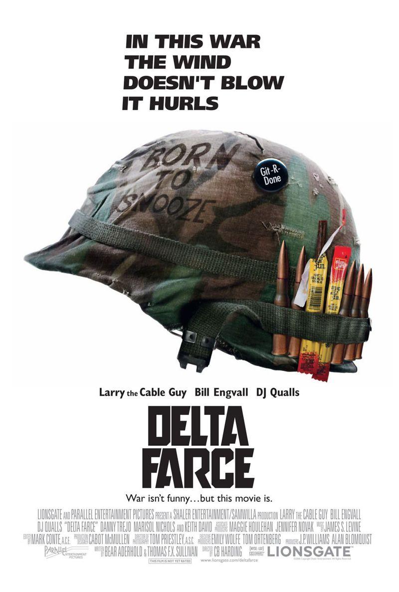 Delta farce dvd release date september 4 2007 for Best farcical films