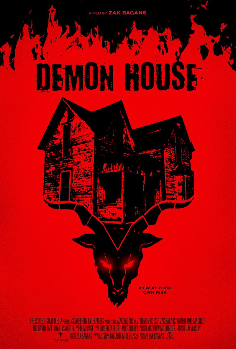 demon house dvd release date september 25 2018
