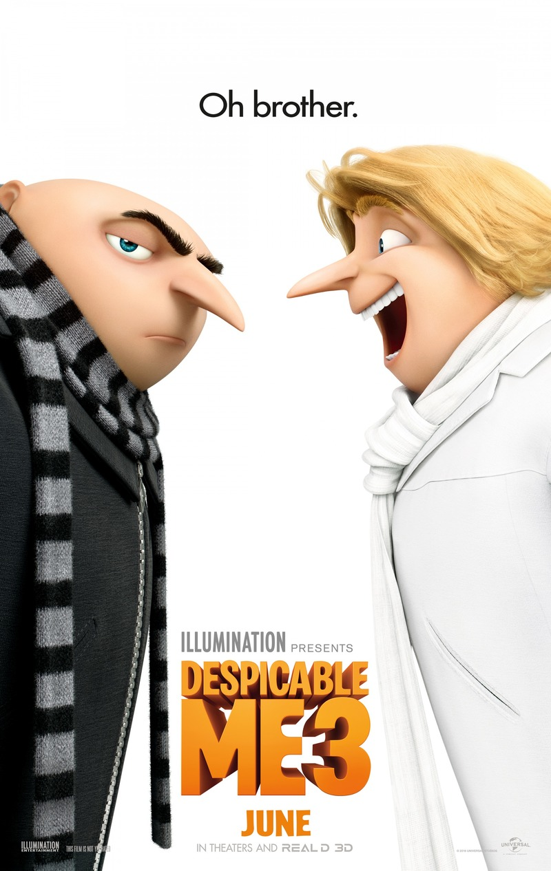 Despicable me 3 dvd release date december 5 2017 Film hd me