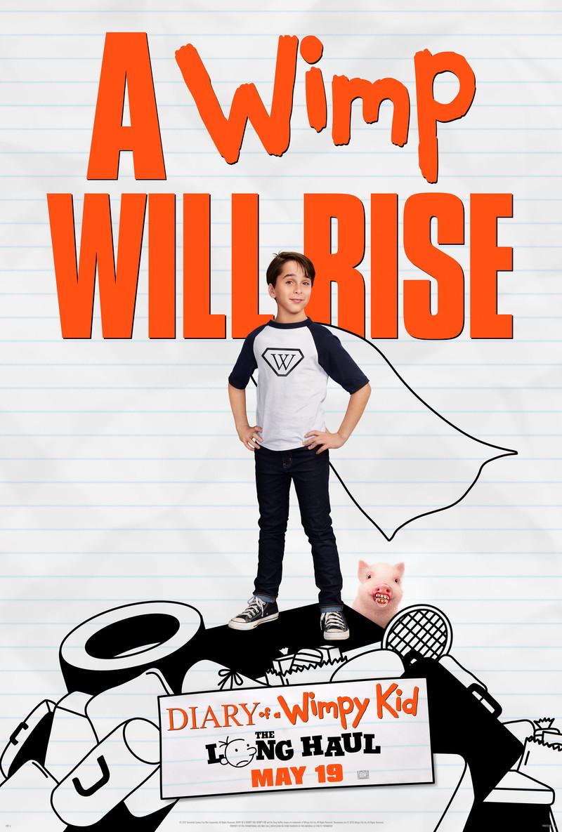 Wimpy Kid Long Haul Movie Release Date