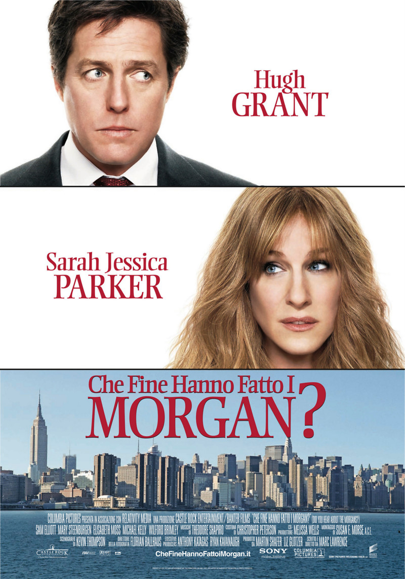 Did You Hear About the Morgans? movies in France