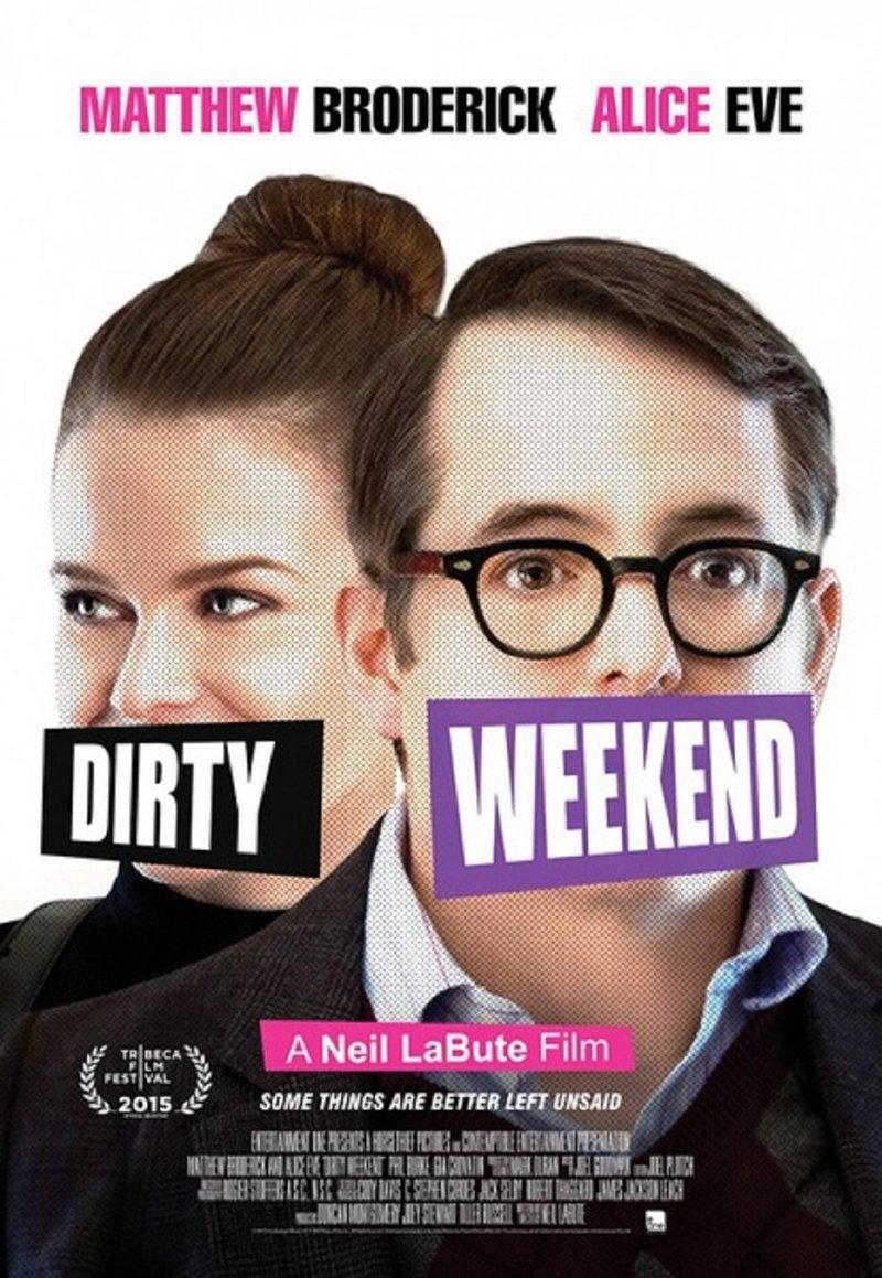 dirty weekend dvd release date