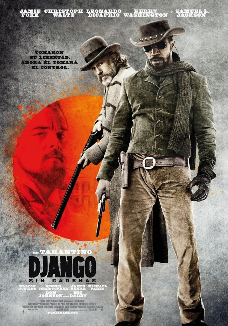 Django Unchained DVD Release Date April 16, 2013  Django Unchaine...