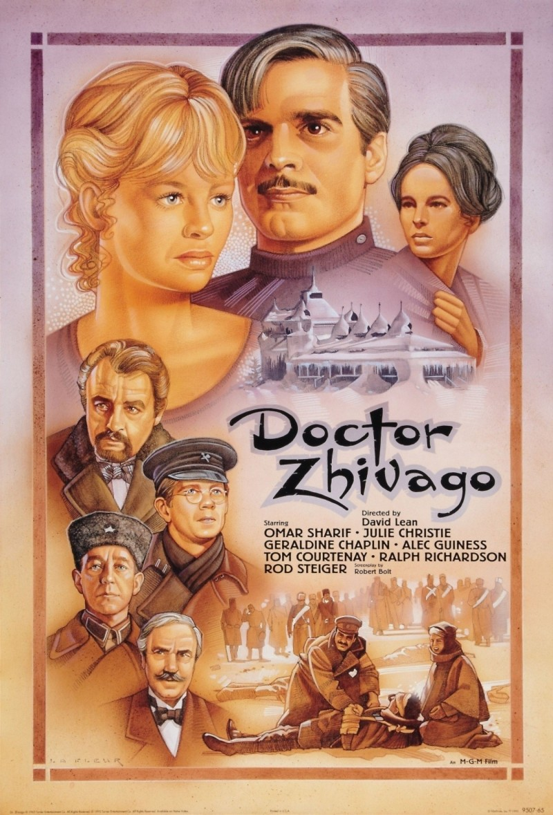 Doctor Zhivago DVD Release Date May 4, 2010