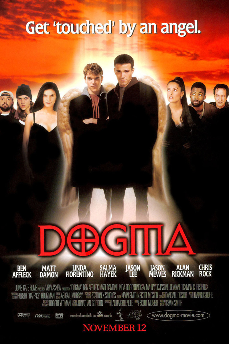 [Películas] Recomendá una película para comiqueros Dogma-movie-poster