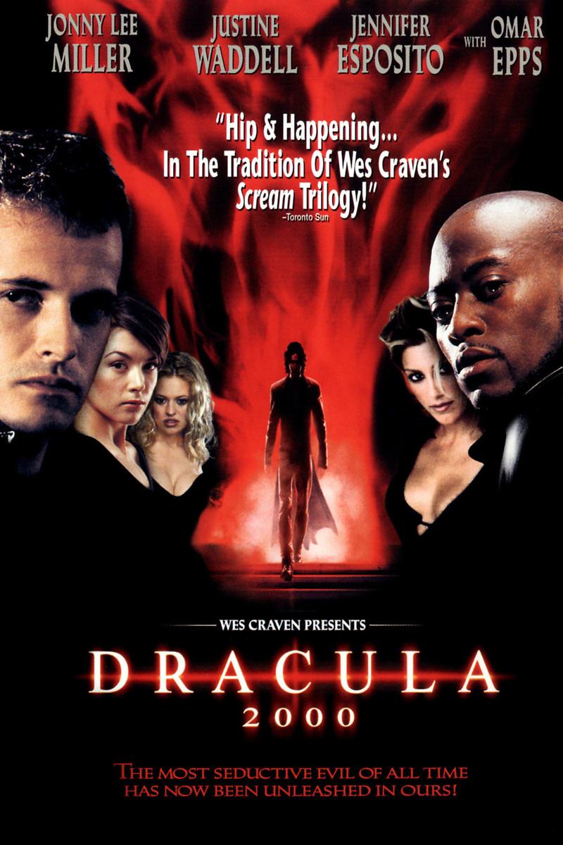 dracula 2000 dvd release date