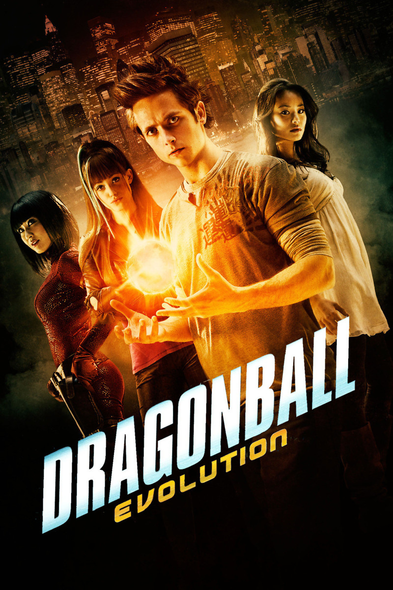 Are absolutely Dragon ball evolution movie porn