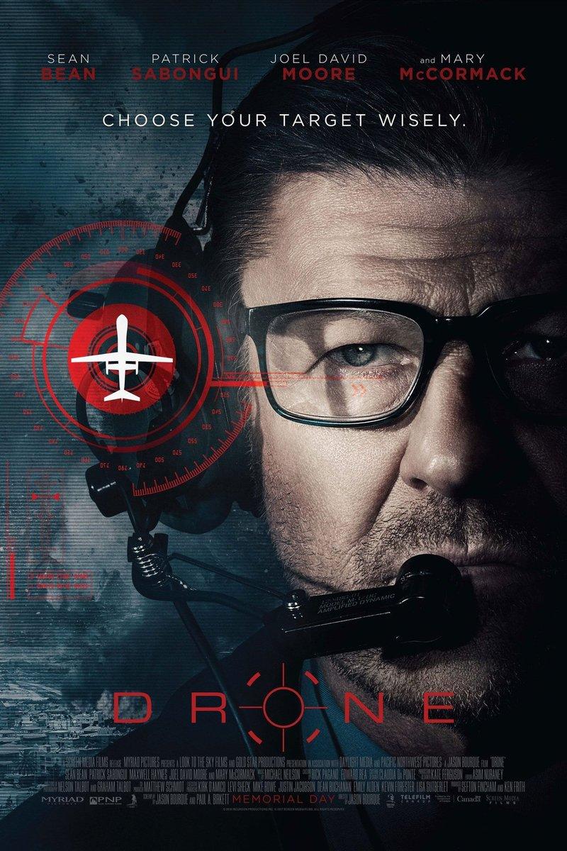 Drone DVD Release Date July 4, 2017