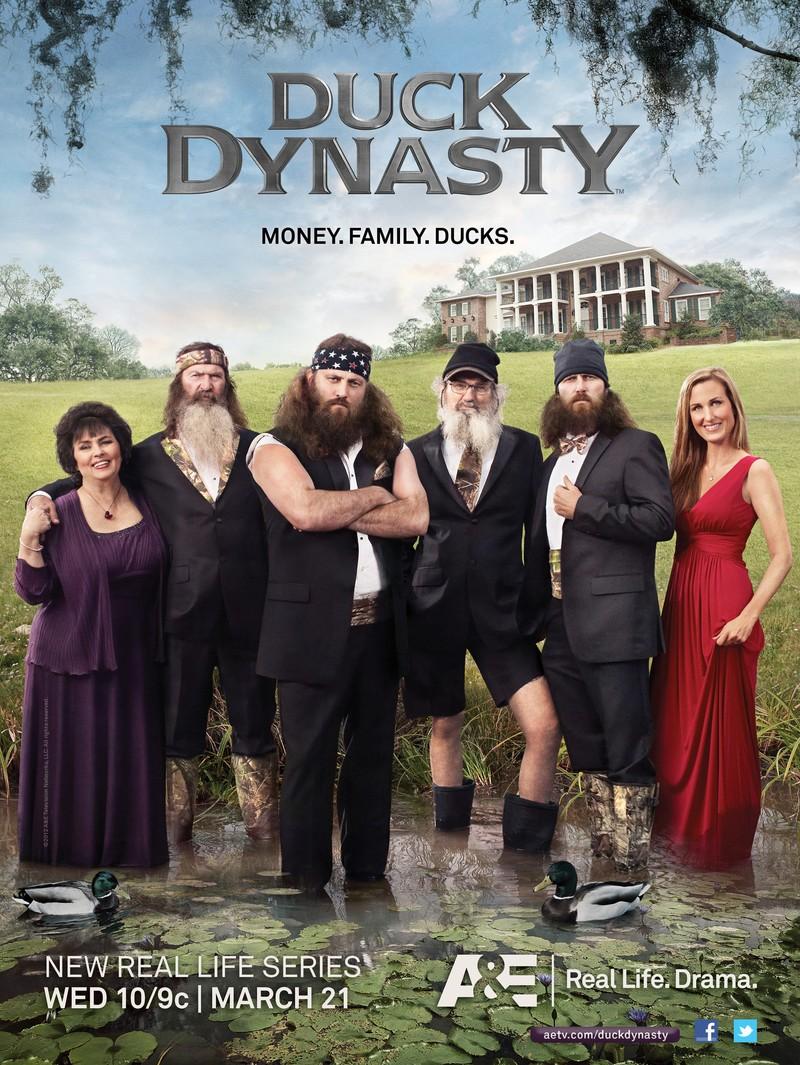 W Duck Dynasty Duck Dynasty DV...