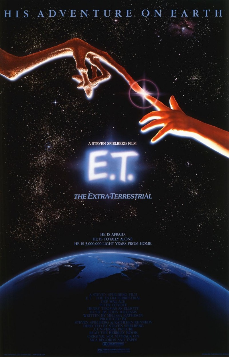 et the extraterrestrial dvd release date