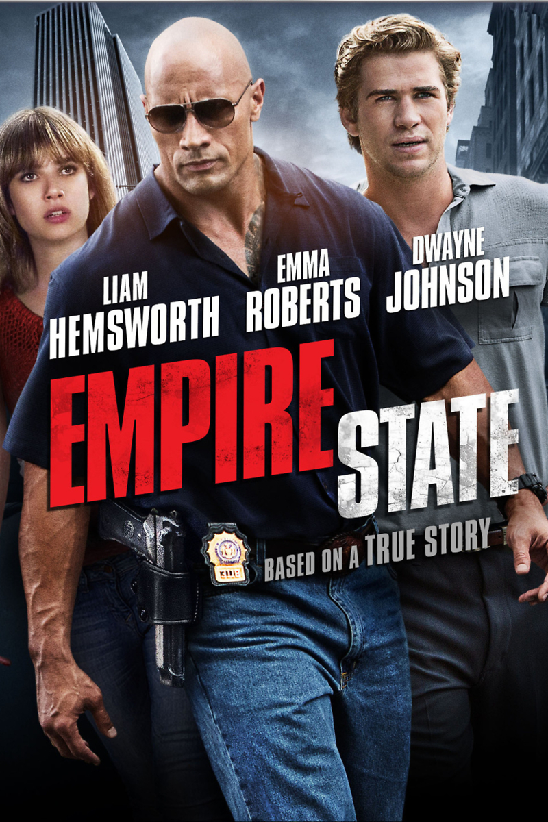 Empire State DVD Release Date September 3, 2013