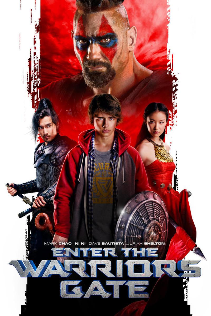 Enter The Warriors Gate DVD Release Date June 6, 2017