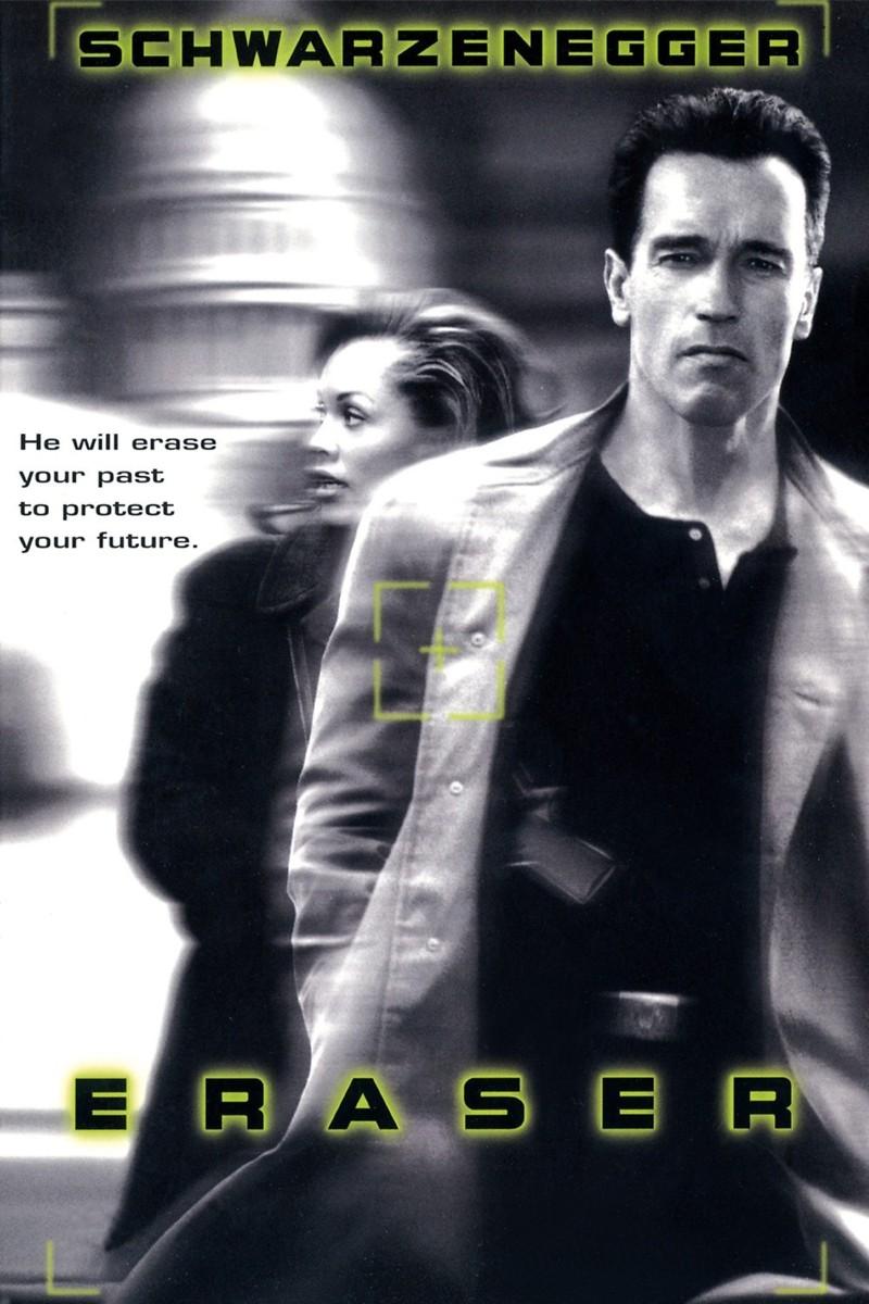 eraser dvd release date