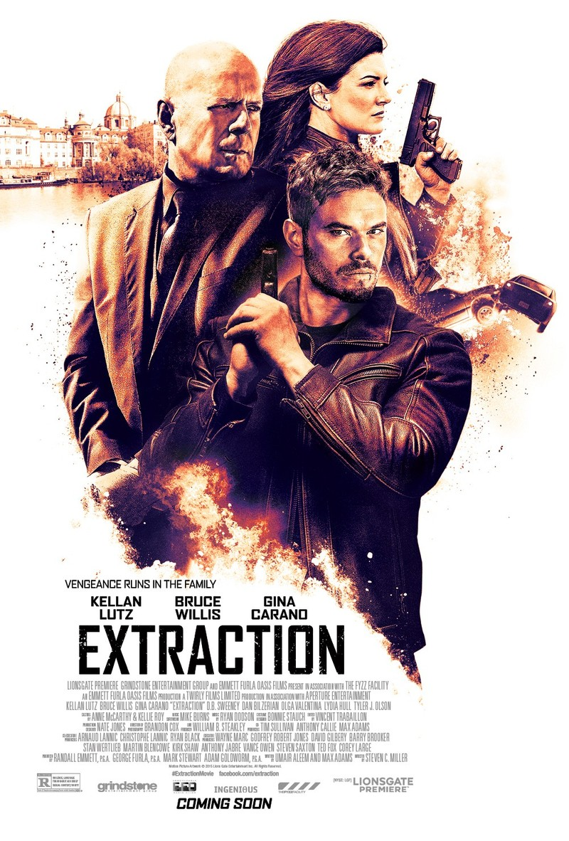 Extraction DVD Release Date February 23, 2016 Bruce Willis Imdb