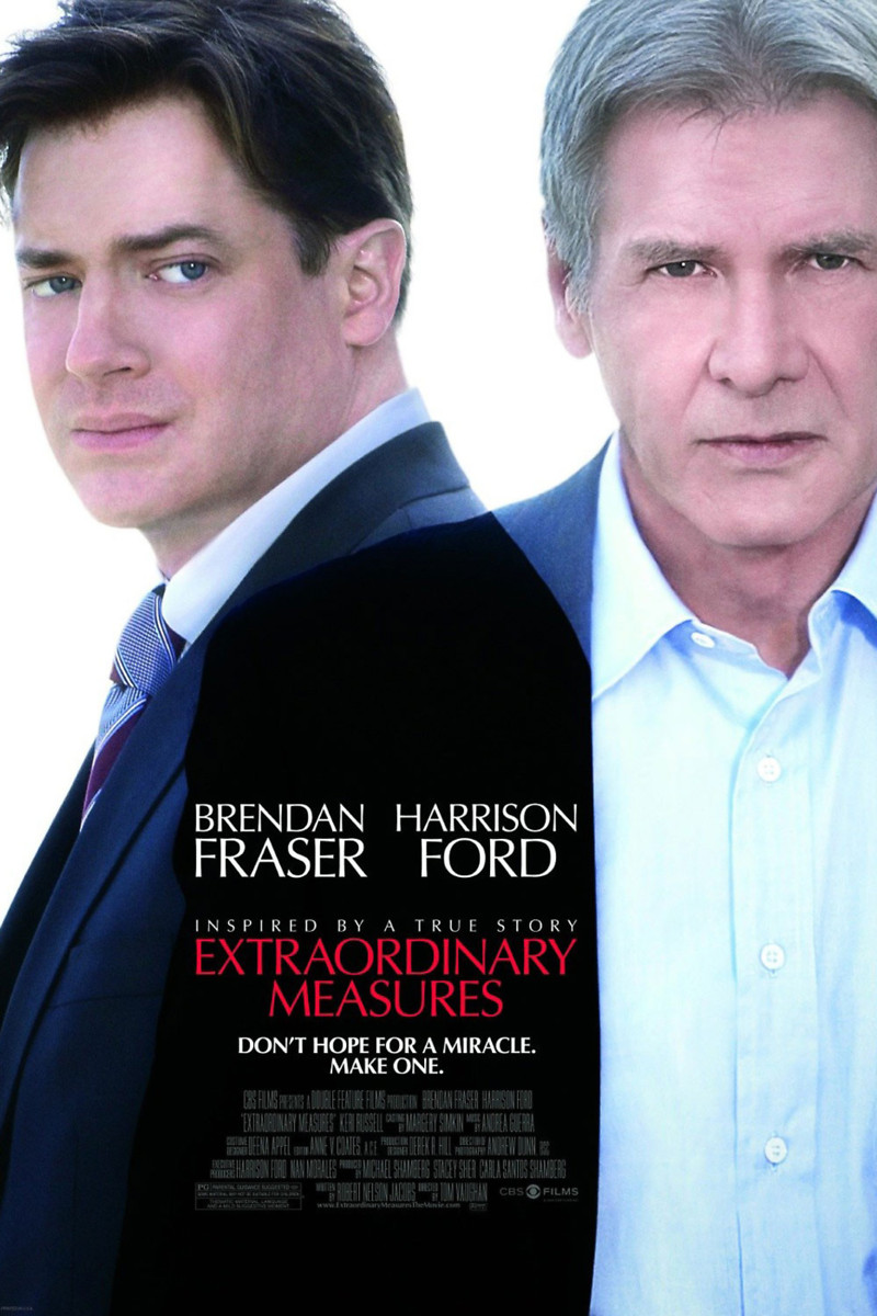 Extrordinary measures movie