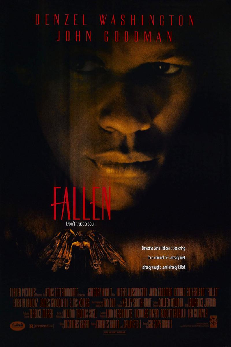Fallen DVD Release Date