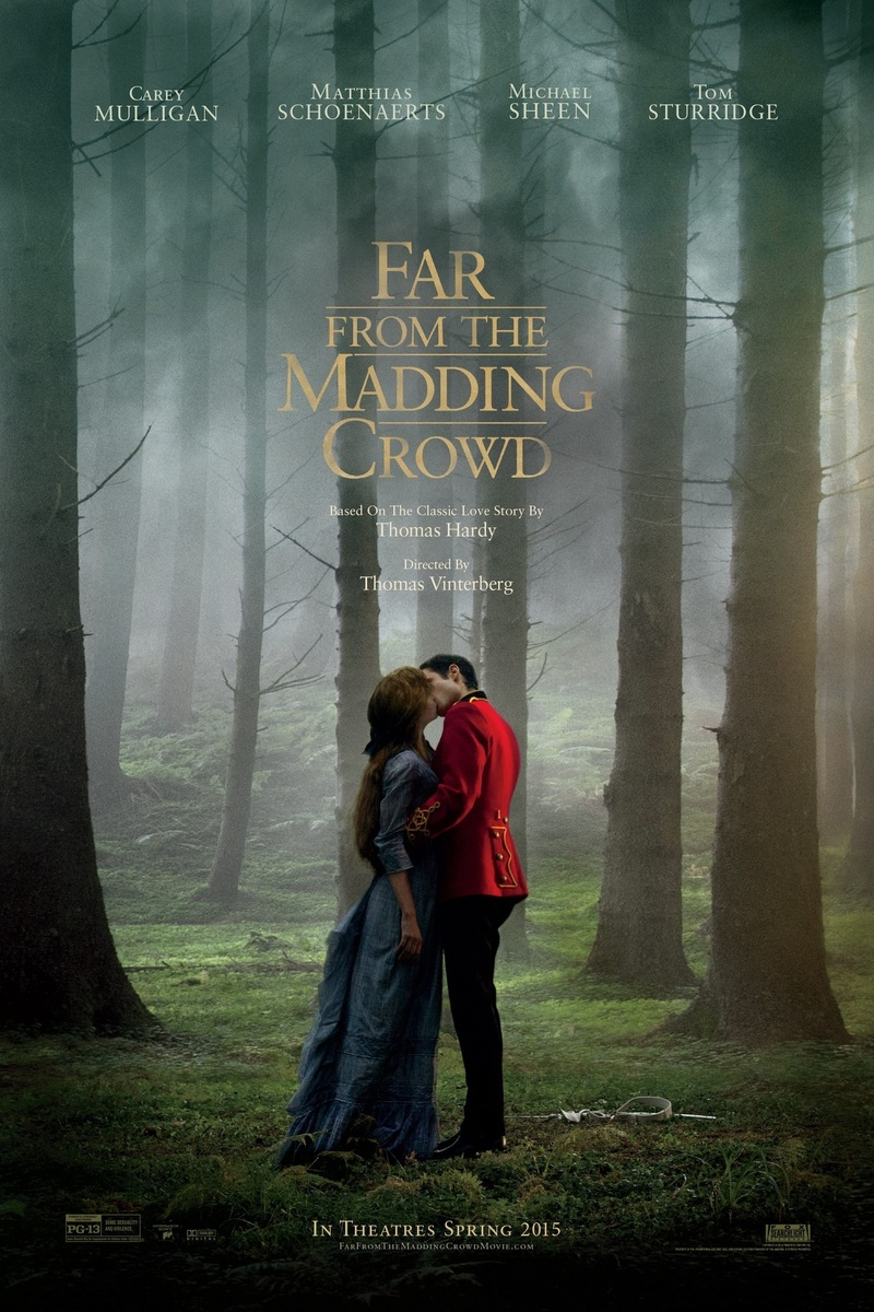 far from the madding crowd Far from the madding crowd is the first novel that thomas hardy set in the fictional area of wessex, england, but it isn't the last for the rest of his career, hardy.