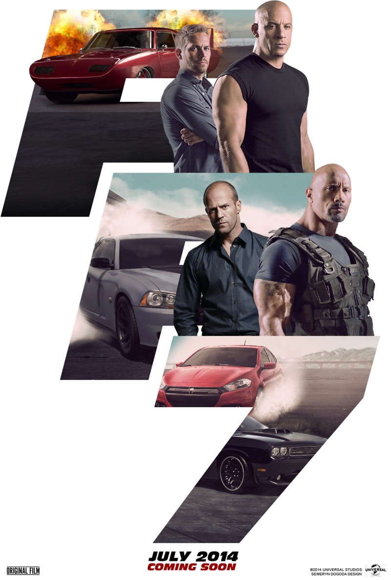 Fast furious 7 dvd release date