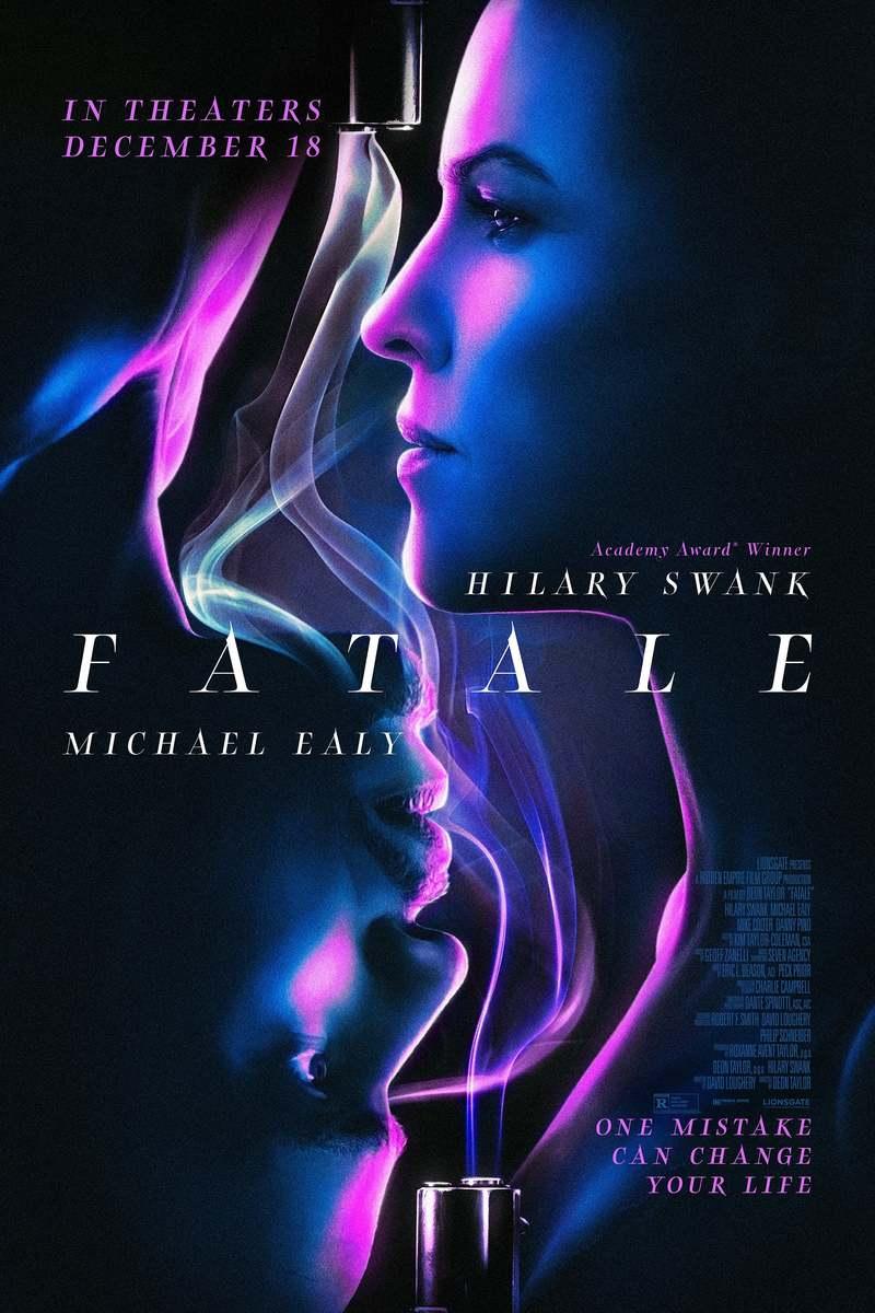 Fatale DVD Release Date March 2, 2021