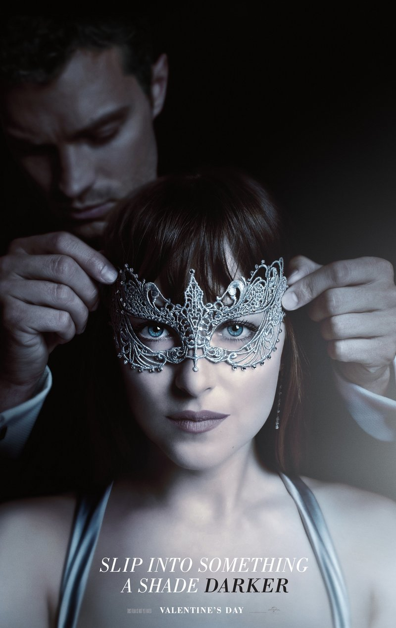 Fifty shades darker movie release date
