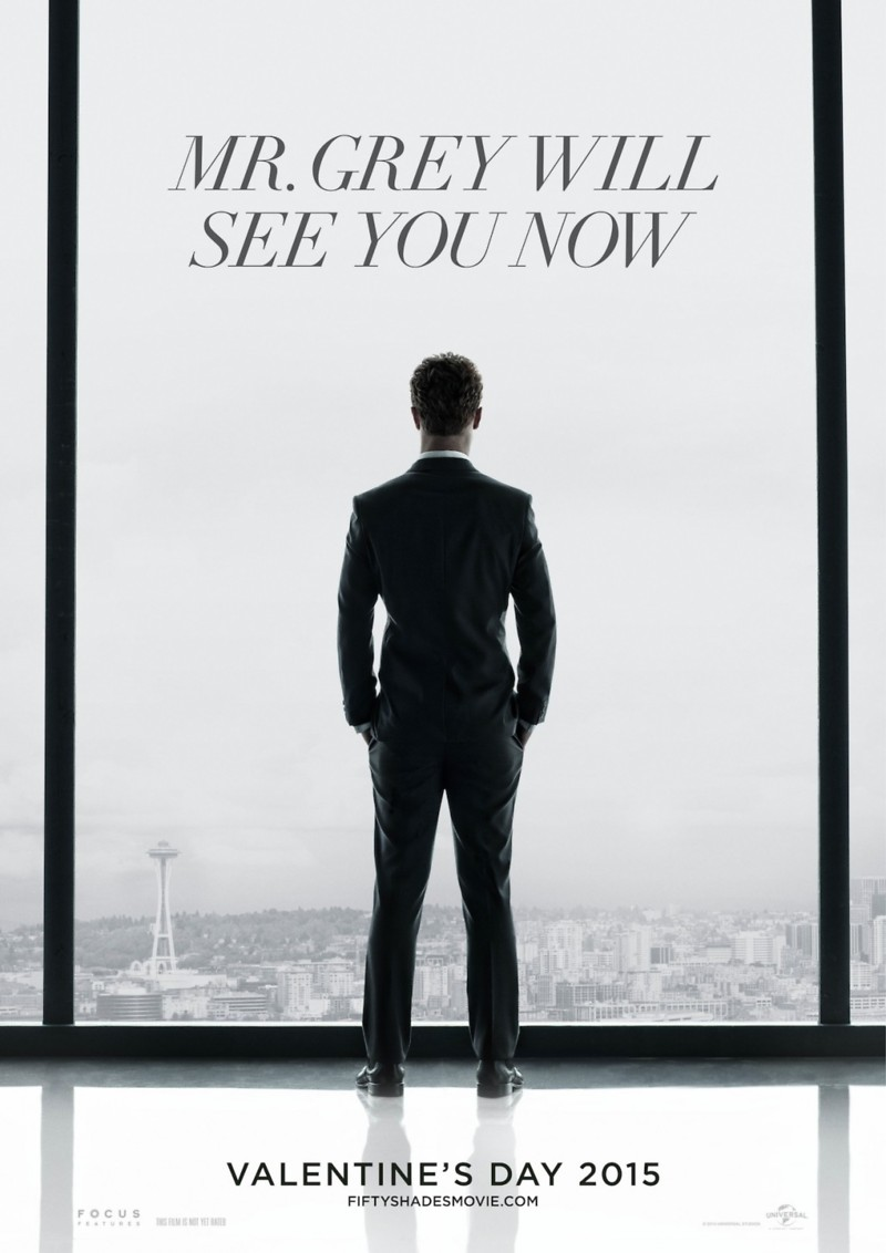 Fifty shades of grey dvd release date may 8 2015 for Fifty shades od gray
