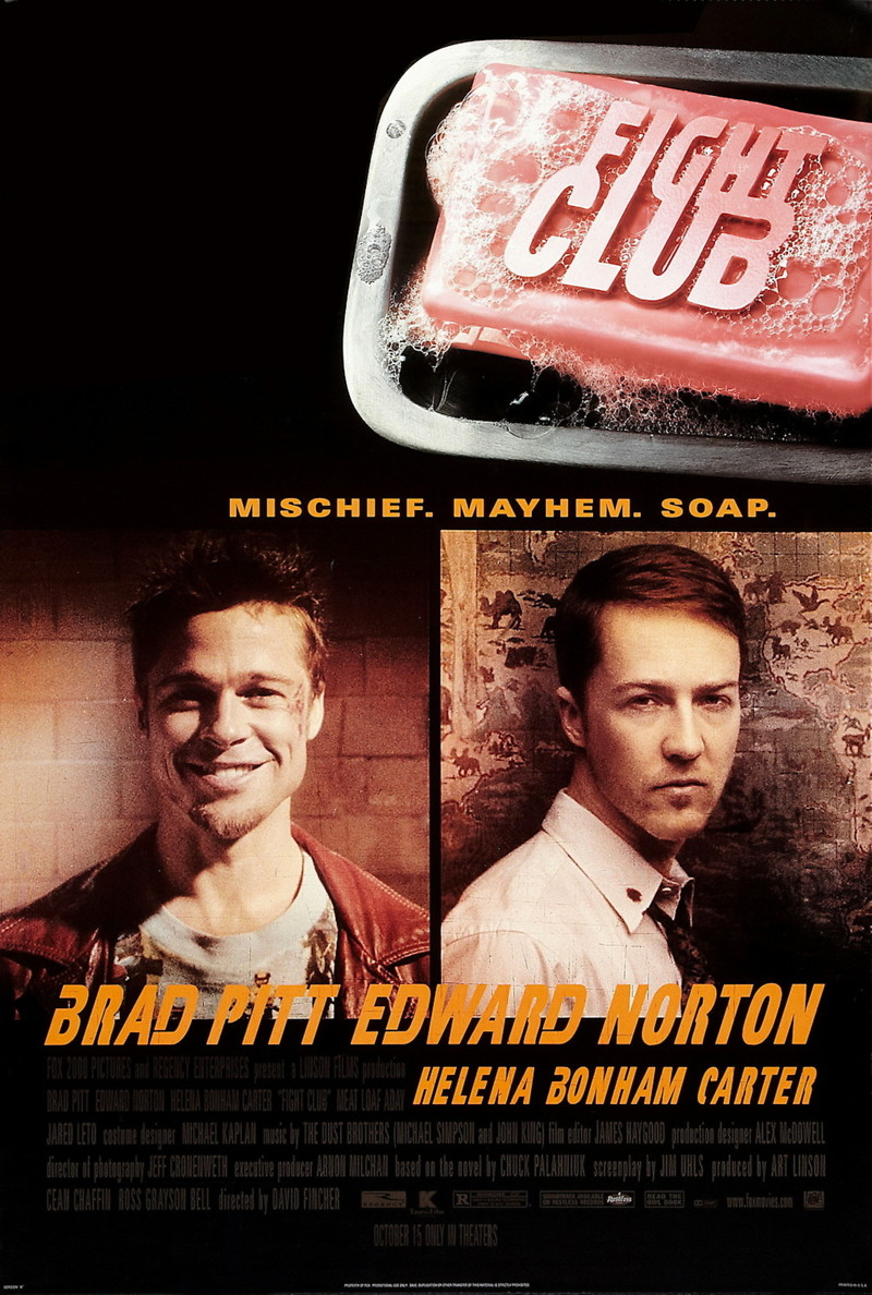 fight club dvd  Fight Club DVD Release Date