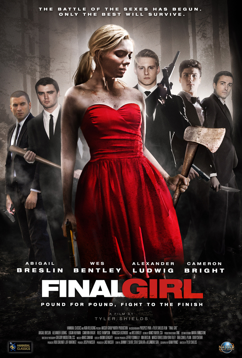 The condominium Girl in movie way should