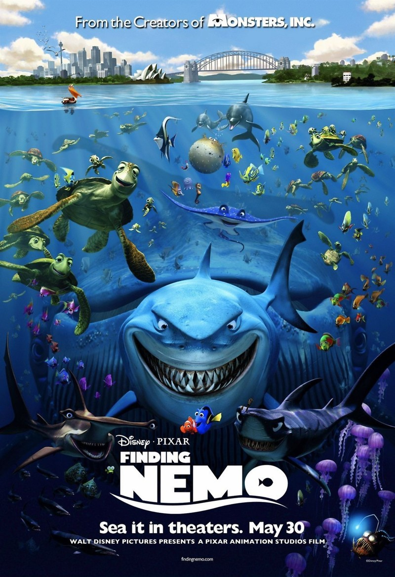 free movie finding nemo