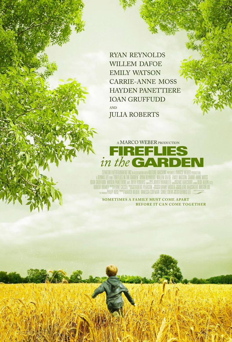 Fireflies In The Garden Dvd Release Date February 7 2012