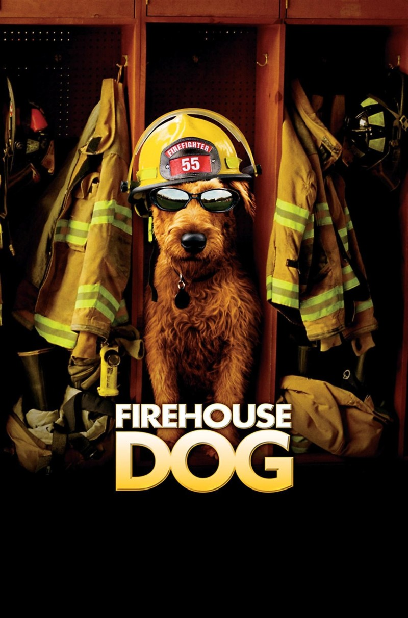 Firehouse Dog DVD Rele...