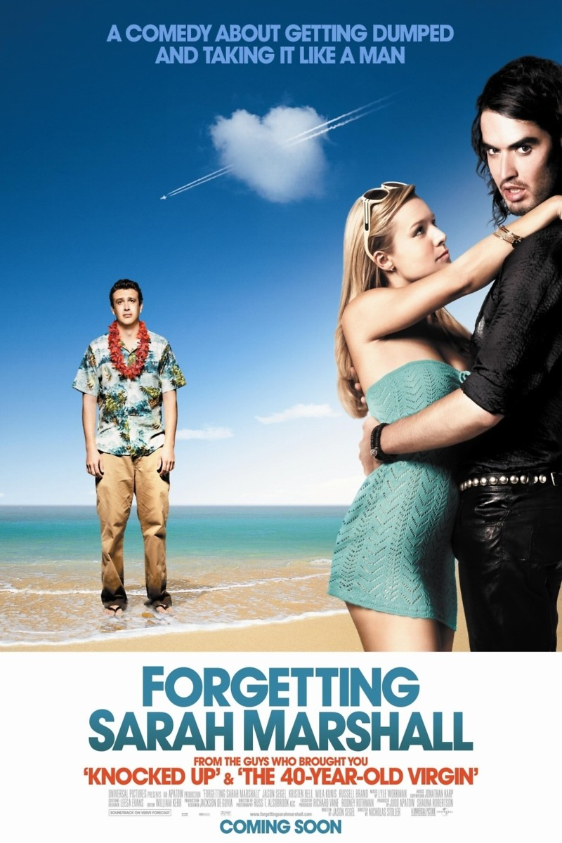 Forgetting Sarah Marshall DVD Release Date January 17, 2010